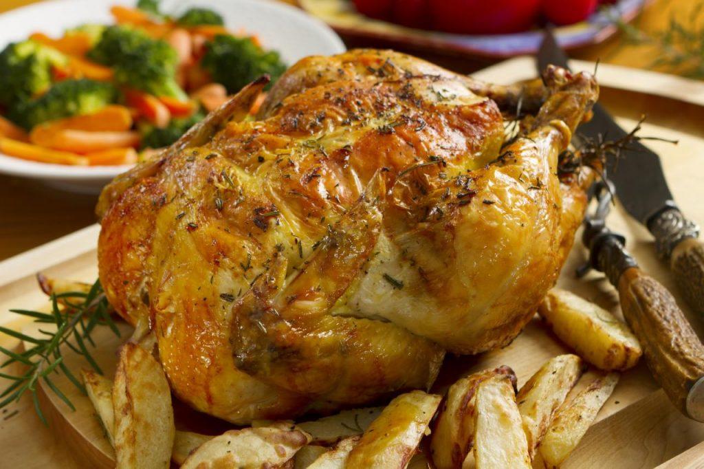 3 recetas con pollo
