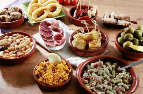 "Comidas ""Typical Spanish"""