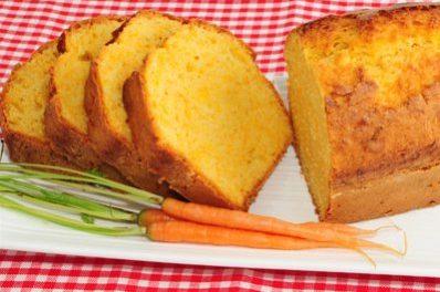Pastel de Zanahoria Nutritivo