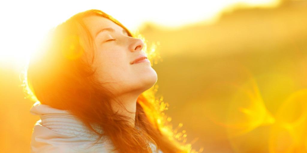 Cómo ser más positiva y conseguir una mejor salud