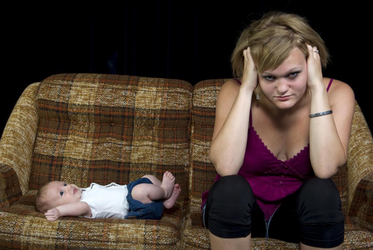 Evitar la depresión post parto