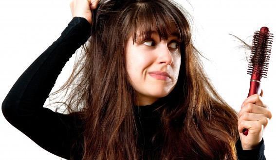 Vitaminas contra la caída del cabello