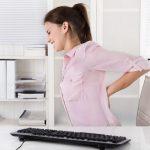 5 trucos para evitar el dolor de espalda en el trabajo