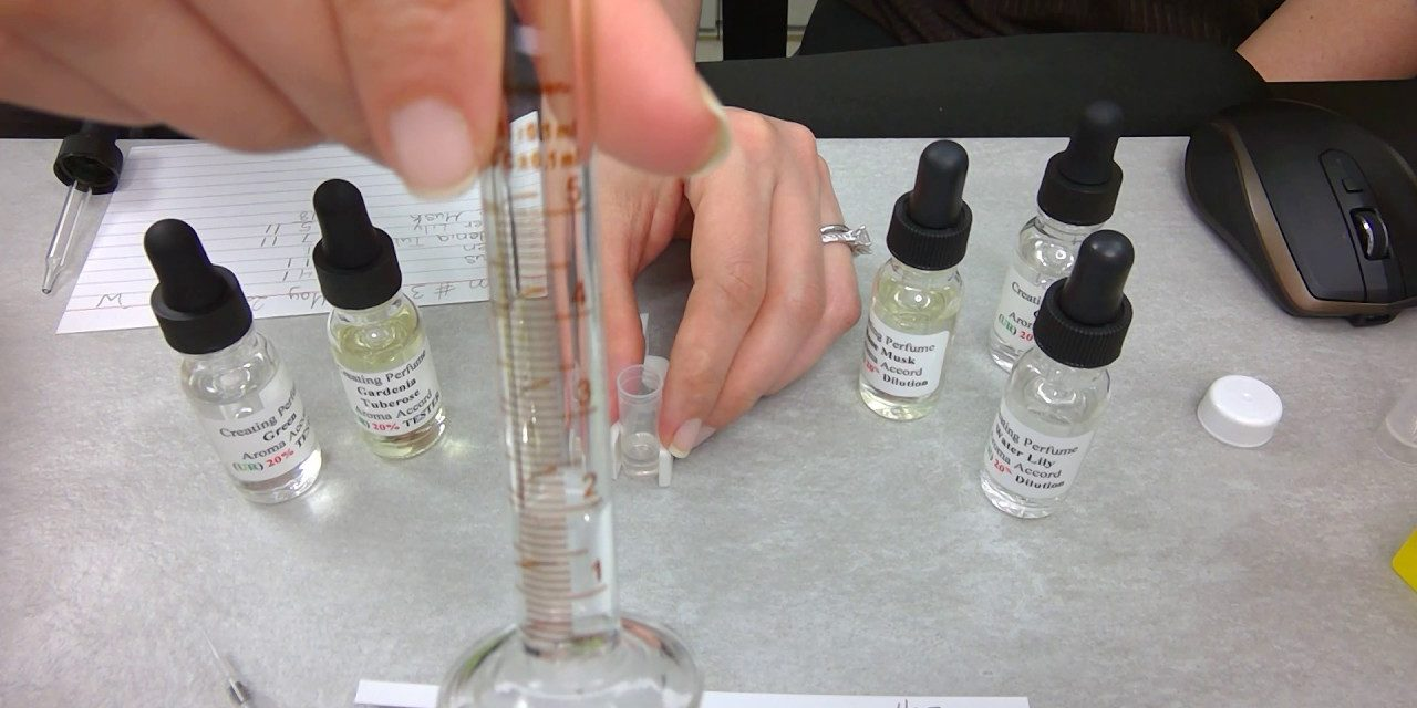 Las infinitas opciones de crear tu perfume a medida