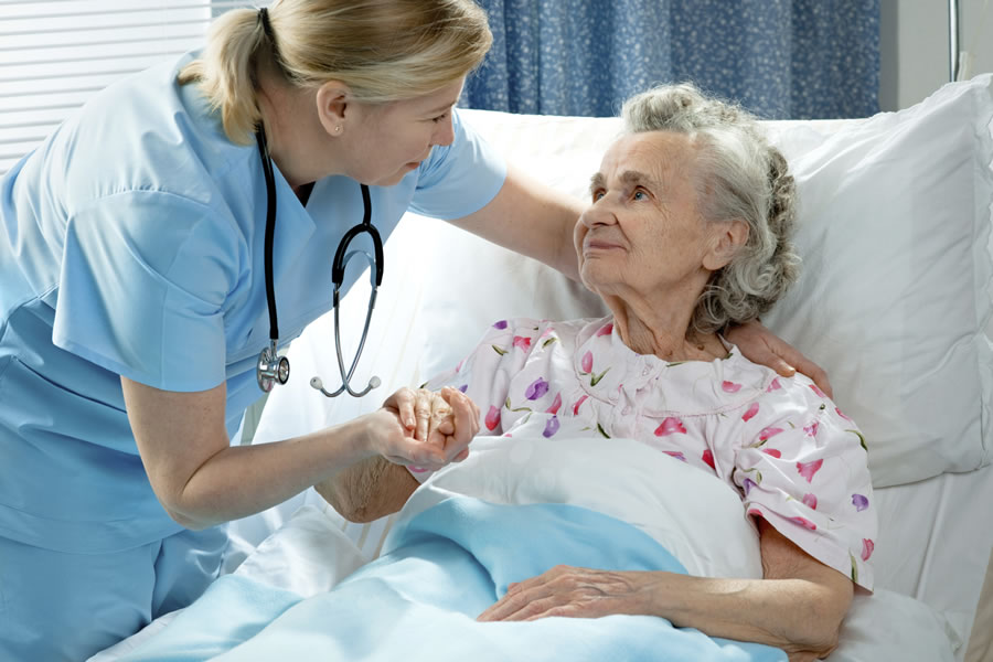 ¿Cuál es el trabajo real de una enfermera?