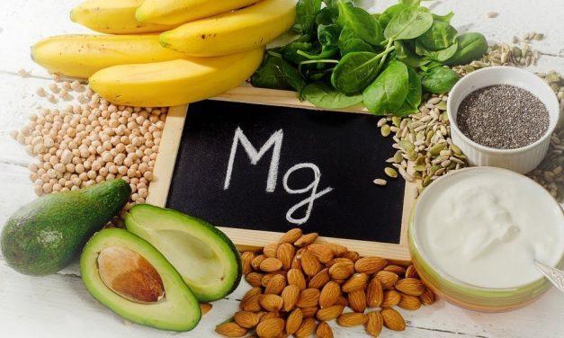 ¿Cuales son los beneficios del magnesio?
