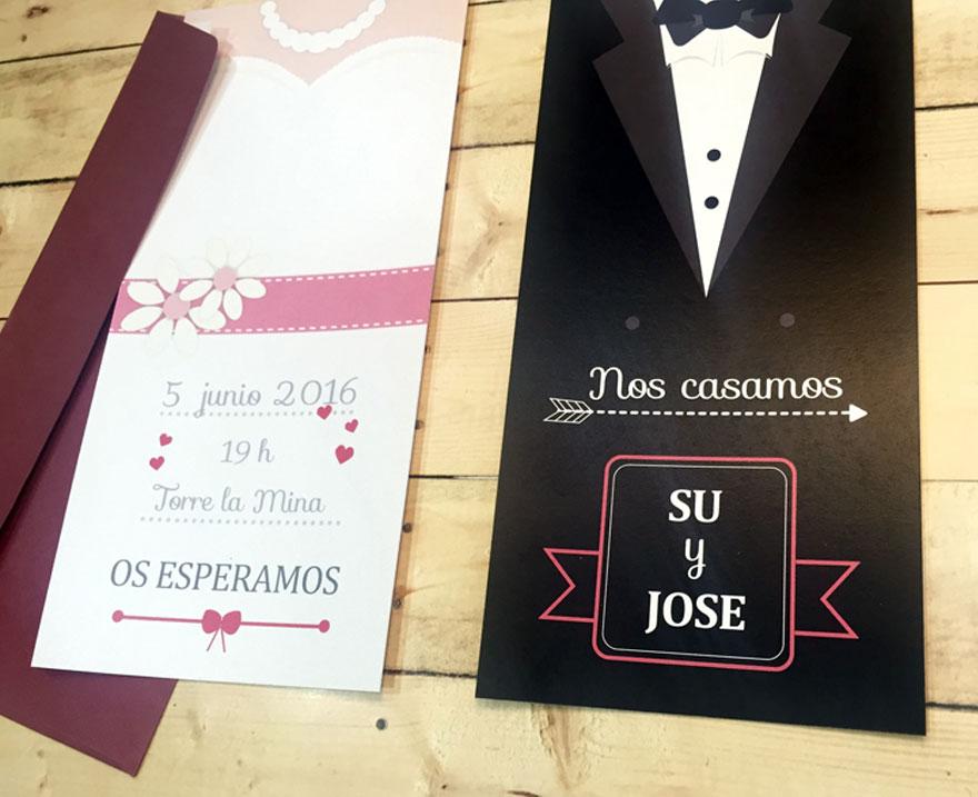 ¿Qué tener en cuenta a la hora de comprar invitaciones de boda online?