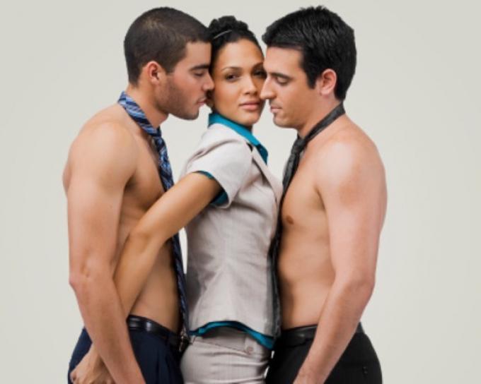 Fantasias sexuales: Mujeres vs. Hombres
