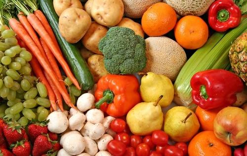 Decidete a comer alimentos organicos