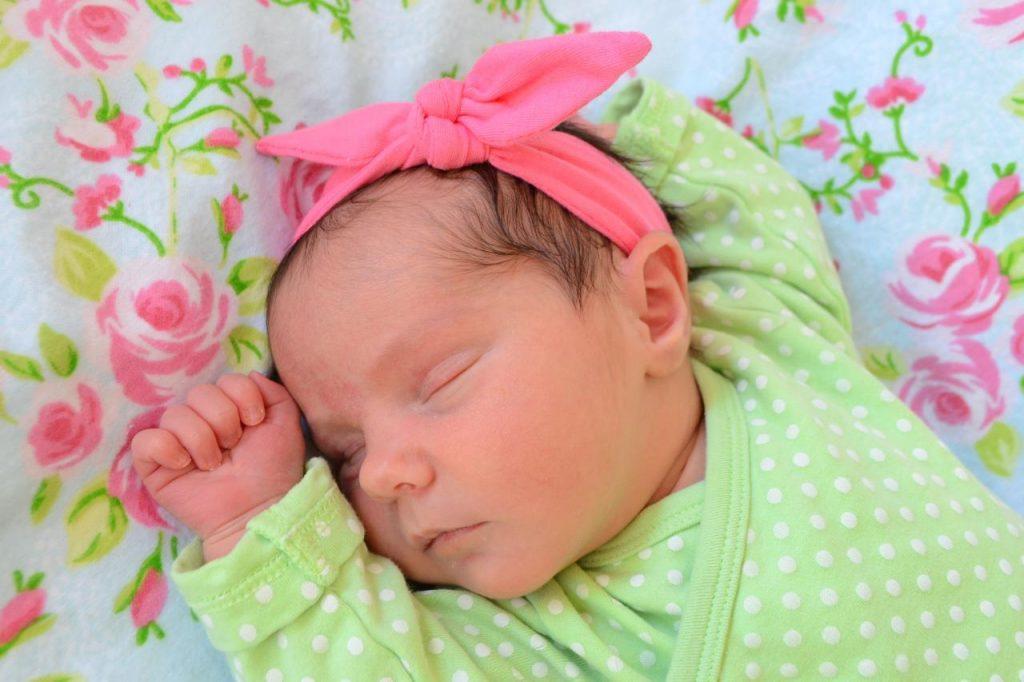 Los primeros dias con tu bebé