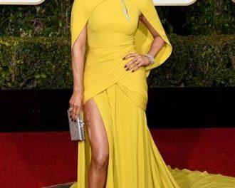 Las famosas mejores y peores vestidas de los Globos de Oro