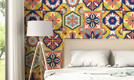 Conoce las opciones en papel pintado y renueva tu decoración como nunca
