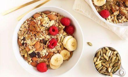 Desayuna sano con esta receta de muesli