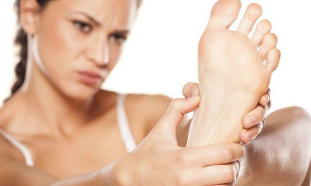 Evita el dolor de pies en jornadas largas de trabajo