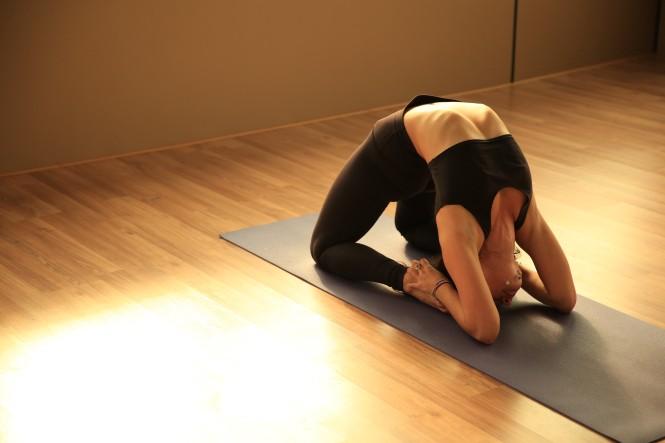 Formate en Ashtanga, el yoga más dinámico