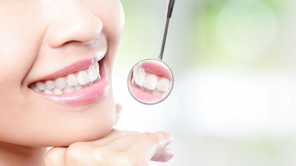 Ir al dentista, salud y belleza todo en uno