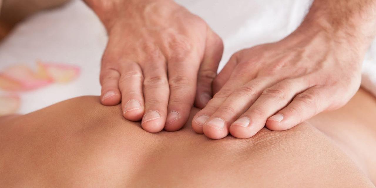 Los tipos de masajes más comunes