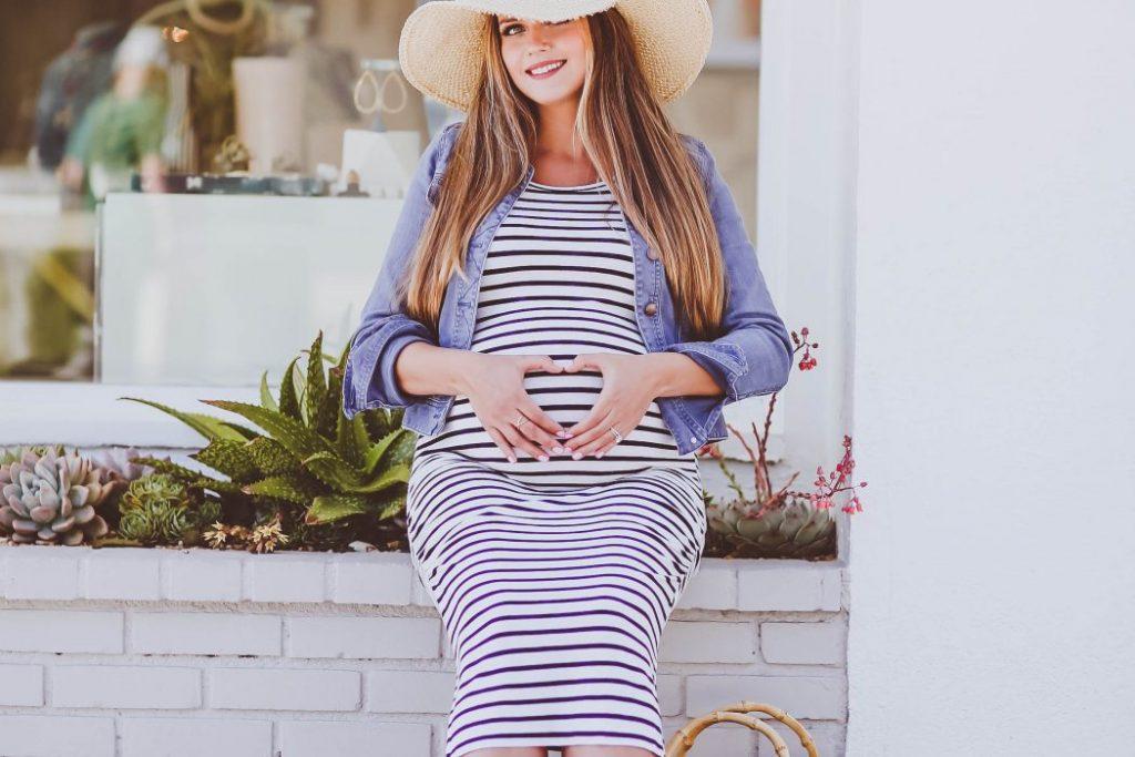 Luce tu embarazo con estilo y comodidad