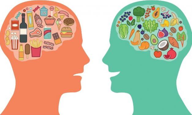 Mejora tu salud mental a través de tu dieta