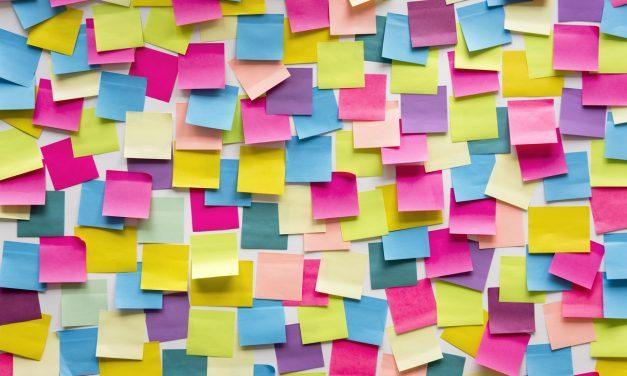 Organizate y reduce el estrés