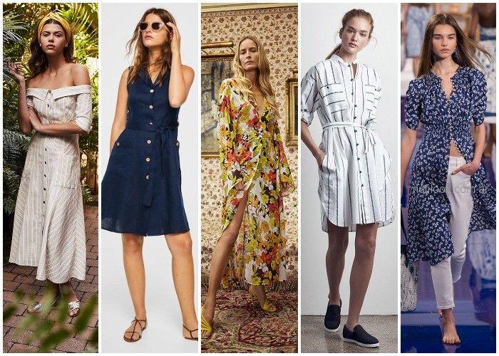 Tendencias en moda casual para esta temporada de primavera-verano 2019