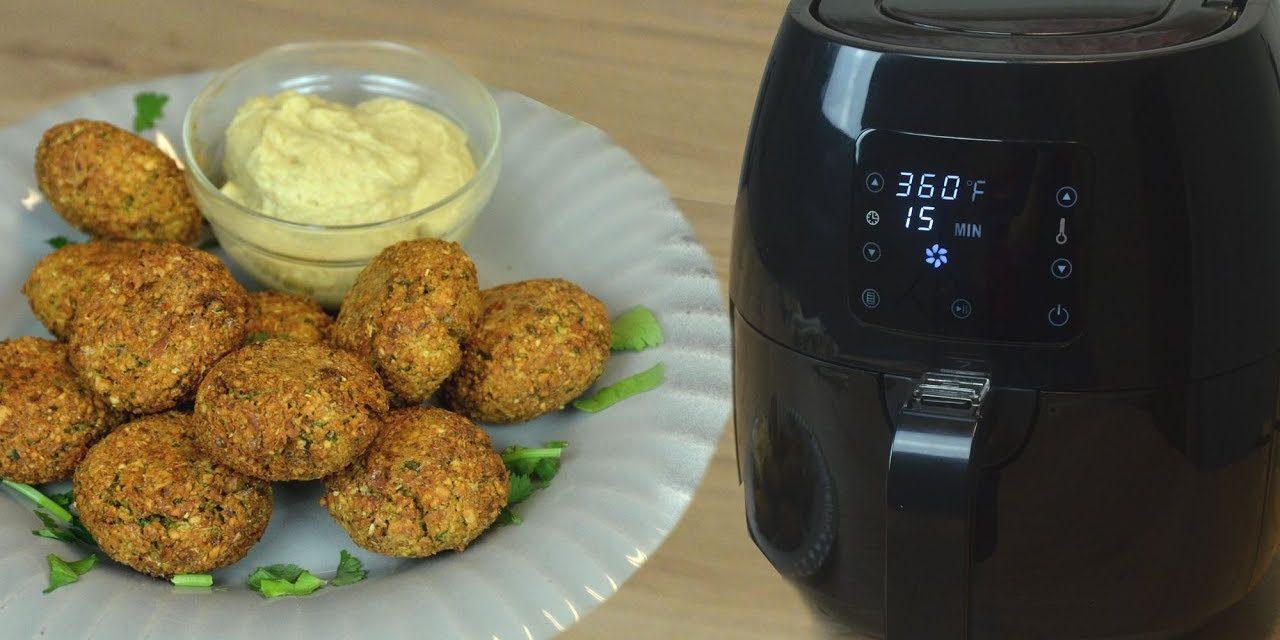 Cocina más sano con freidoras sin aceite